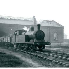 Class N5/2 Locomotive No. 69290