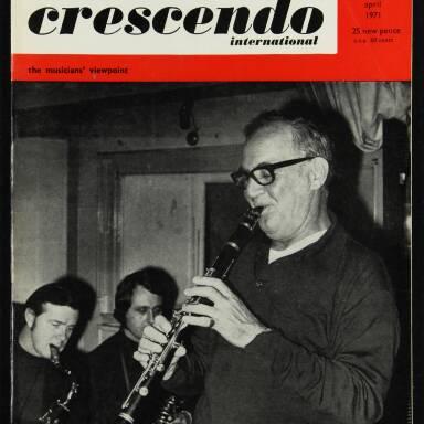 Crescendo 1971 April