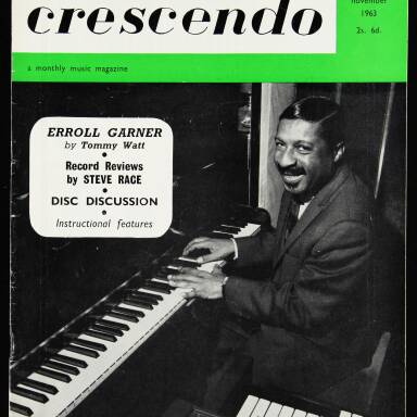 Crescendo 1963 November