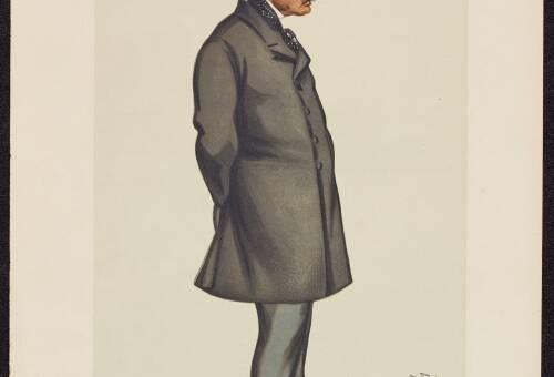 """Committee of selection"", April 8 1882, Vanity Fair"