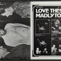 Duke Ellington Orchestra British Tour – November 1973 007