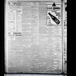 Reading Mercury Oxford Gazette 06-1916