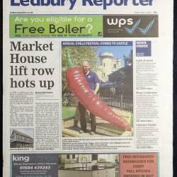 The Ledbury Reporter - May 2014