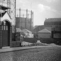 Gasometer, South Shields