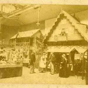 1888 Corn Exchange: Swiss Market (No. 1)