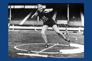Miss Reid, Mitcham Athletic Club