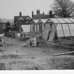 Greenhouses with House and Coach House