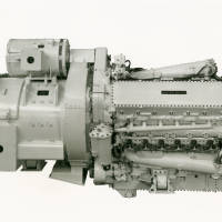 Deltic engine: Napier