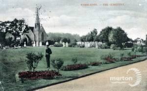 The  Cemetery, Wimbledon