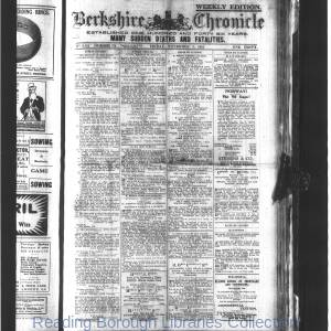 Berkshire Chronicle Reading 11-1916