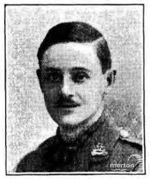 2nd Lieutenant William Clifford Hales