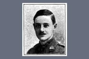 2nd Lieutenant William Clifford Hales