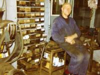 Manor Road, No.60, Legendre McDougall, Owner of Brown's Garage, Mitcham