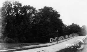 Cranmer Bridge, Cranmer Road, Mitcham