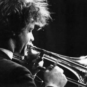 076 - Male trombone player