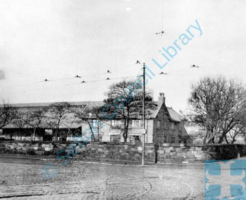 Cook's Farm, Bootle, 1923