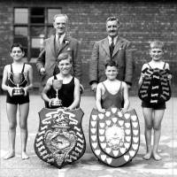 Bedford Council School Swimming Champions, 1934