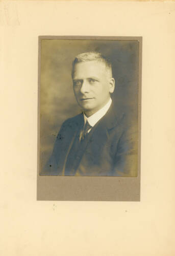 1918-19: Alfred Arnold Remington