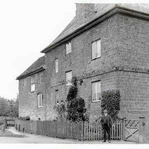 Ash Farm, Bridstow, Herefordshire, exterior