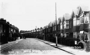 Adela Avenue, West Barnes