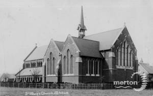 St Mark's Church, Mitcham