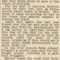 19480826 Daily Telegraph Match Report Everton