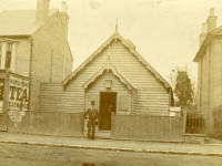 The Baptist Chapel, Commonside West, Mitcham