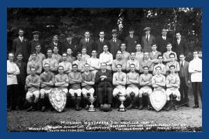 Mitcham Wanderers Football Club 1920-21