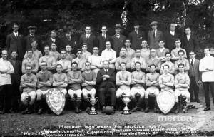 Mitcham Wanderers Football Club 1920-21