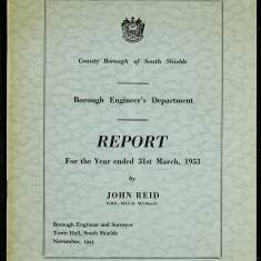 Borough Engineer's Report