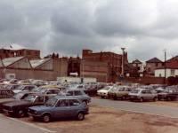 Hartfield Road, Wimbledon: Car Park