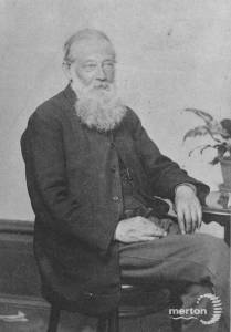 William Anderson, Vestry Hall keeper 1887-1903