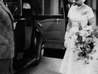 Princess Marina, Duchess of Kent pictured at Morden Hall