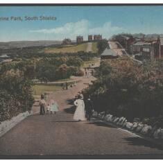North Marine Park, South Shields