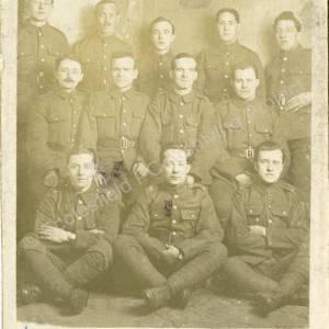 William Jackson of Grenoside during First World War