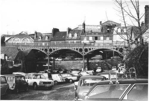 Iron Bridge, 1980, Exeter