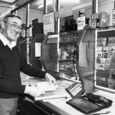 Binchester Street Postmaster