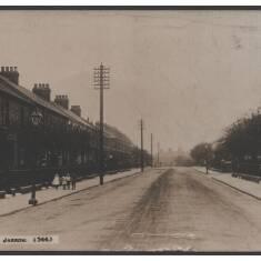 Albert Road, Jarrow