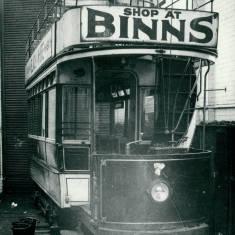 South Shields Tramway Car no.7