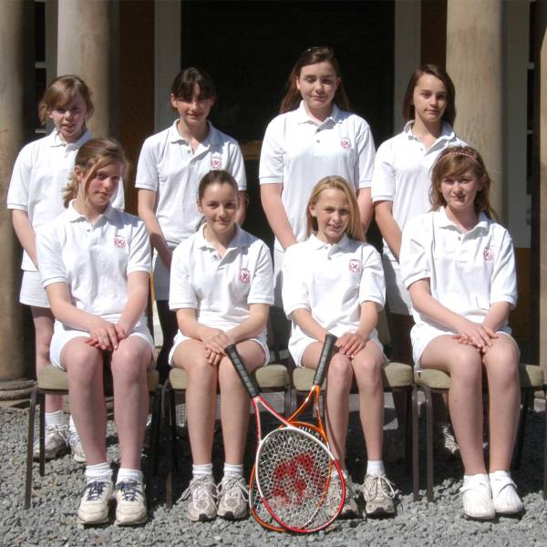 Girls Tennis 2009 U13B