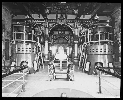 Abbey Mills electric motors