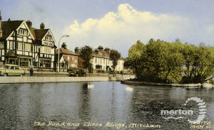 The Pond and Three Kings, Mitcham