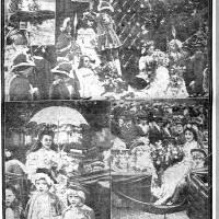 1909, Lymm May Queen