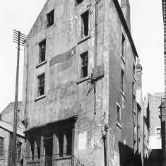 Old German Sailors House, Ferry Street, South Shields