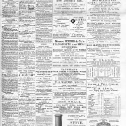 Ross Gazette - 1881