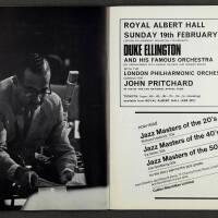 Ella Fitzgerald and Duke Ellington Orchestra – February  1967 008