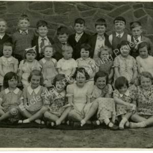 St Marks Sunday School class 1939