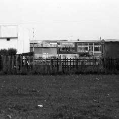 Amusement Park rear, South Shields