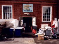 Community Scrap Scheme: Canterbury Centre, Canterbury Road, Morden