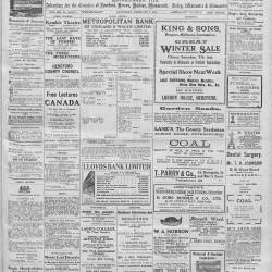 Hereford Journal - 7th February 1914